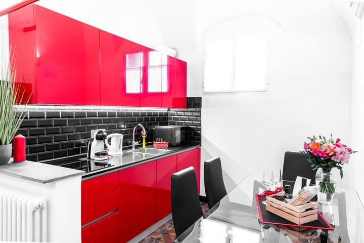 Appartamento Red, Albergo Diffuso 008031-LT-0147
