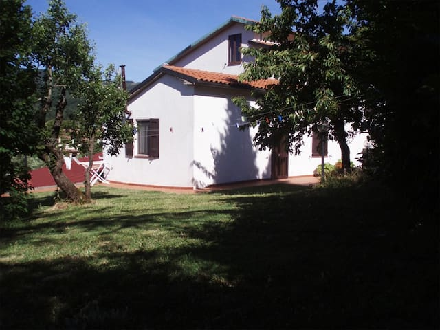 Terra Santa appartamento Allodola - Santa Fiora - Apartmen