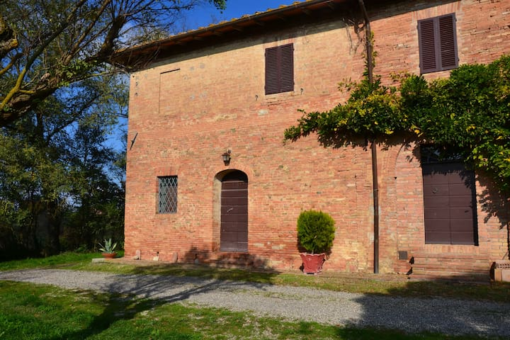 Holiday In The Countryside Siena - Buonconvento - Hus
