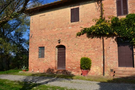 Holiday In The Countryside Siena - Buonconvento - Dom