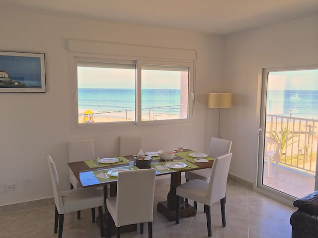 Superb seafront apartment - Oropesa del Mar - Wohnung