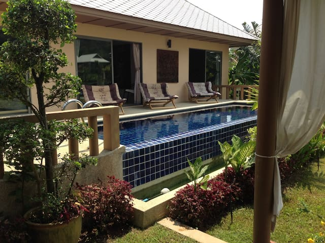 Villa Casa Resort with private pool - Thalang - Villa