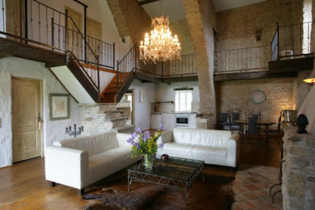 Generous space - for a perfect holiday in South France with family or friends