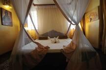 camera 2, con letto matrimoniale