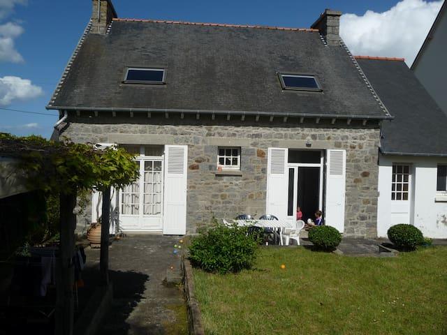 Maison avec jardin 500m plage-grève - Saint-Brieuc - Casa