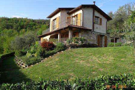Villa Luna dell'Antico Uliveto - Magliano di Fivizzano - Villa