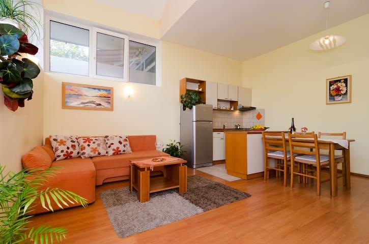 Apartment Pule - Duplex One Bedroom with Balcony - Dubrovnik - Apartamento