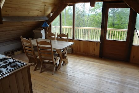 holidayhouse and horse riding - Vernusse
