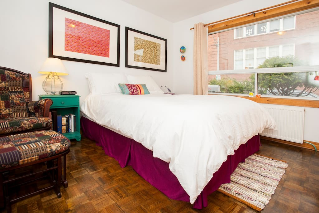 Bedroom with Breakfast is available starting at $85 per night