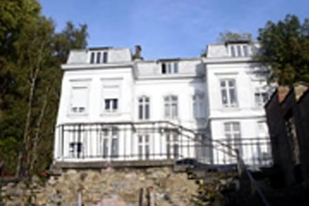 Villa Bellevue Verviers Ardennen Spa Francorchamps - Verviers