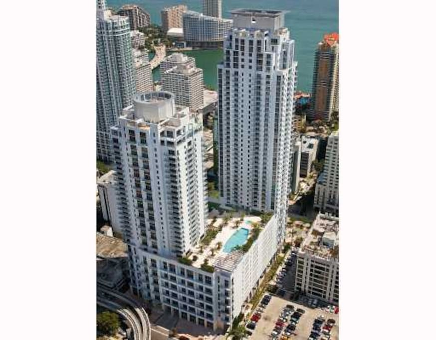 Luxury 2 Bdr Apartment Brickell Apartments For Rent In