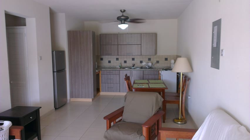 1st Floor 1 bed with pool, Maxwell