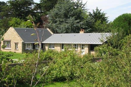 Maison avec jardin, île de Bréhat - Île-de-Bréhat