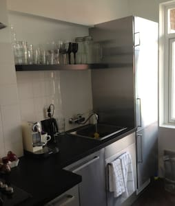 Modern Apartment in City Center - 斯海尔托亨博斯('s-Hertogenbosch) - 公寓