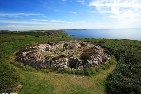 Wild West Cape Cornwall - St Just, Penzance