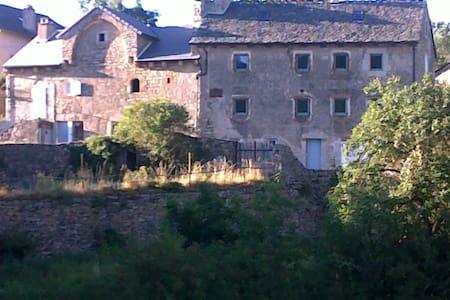 Ancienne laiterie en Cévennes.