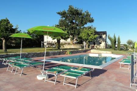 appartamento Gelsomino - Isola del Piano - Wohnung