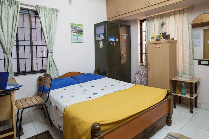 Double Bed in a Villa - Bengaluru - Villa