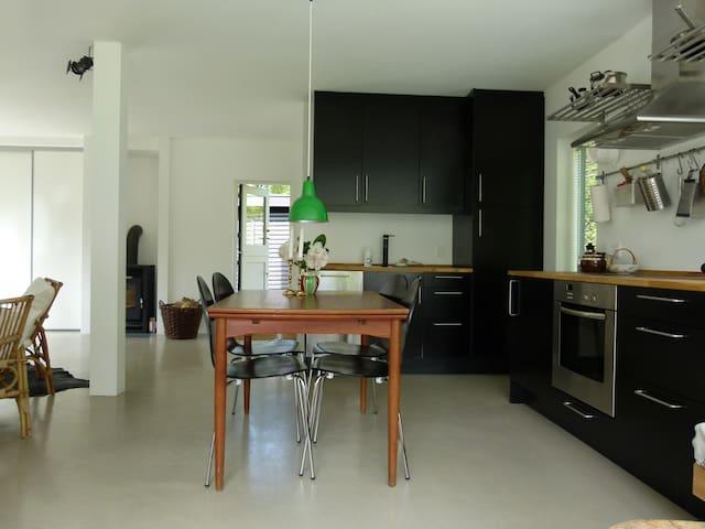 Unike modern cottage 55 km from CPH - Frederiksværk - Rumah