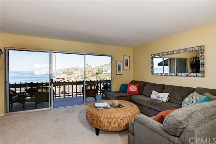 Home with a view from every window! - Laguna Beach - Condominio