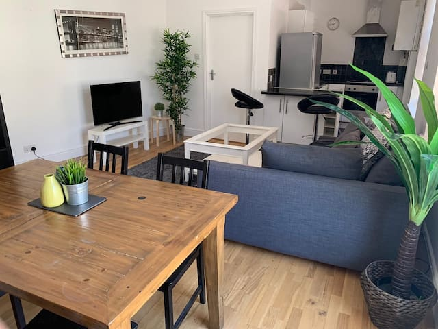 Spacious Apartment at the heart of London