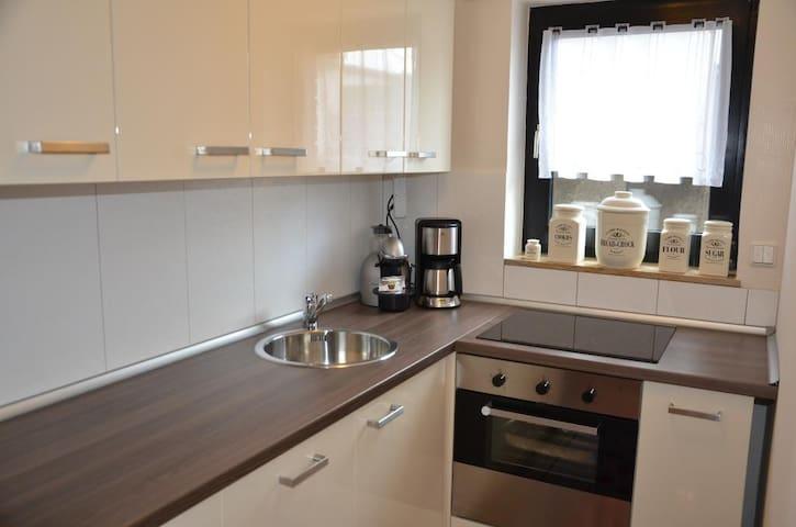 4Sterne Ferienwohnung im Ruhrgebiet - Bottrop - Apartamento