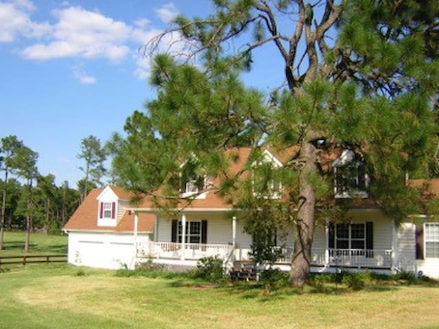Great Southern Pines/ Pinehurst  Vacation House - Southern Pines - Casa