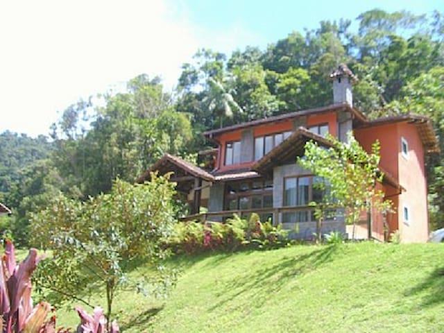 Casa Campo Terê  Refúgio Montanha  - Teresopolis. - Bed & Breakfast