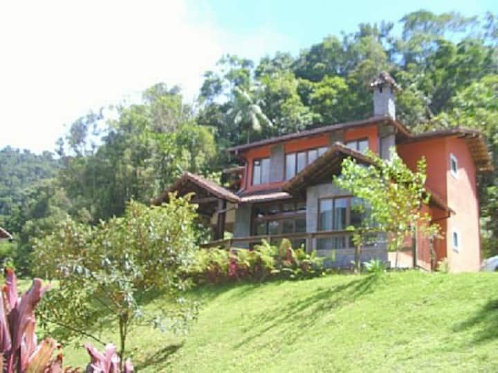 Casa Campo Terê  Refúgio Montanha