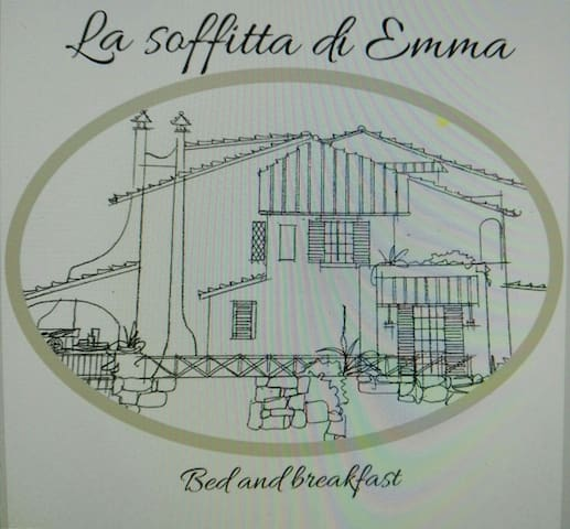 LaSoffittaDiEmma b&b - roma - Bed & Breakfast