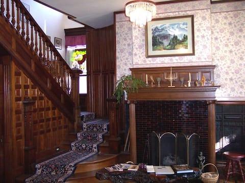 Historic Victorian Elegance