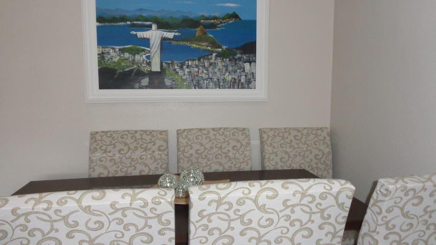 Apartamento para pequena temporada - rio de janeiro - Appartement