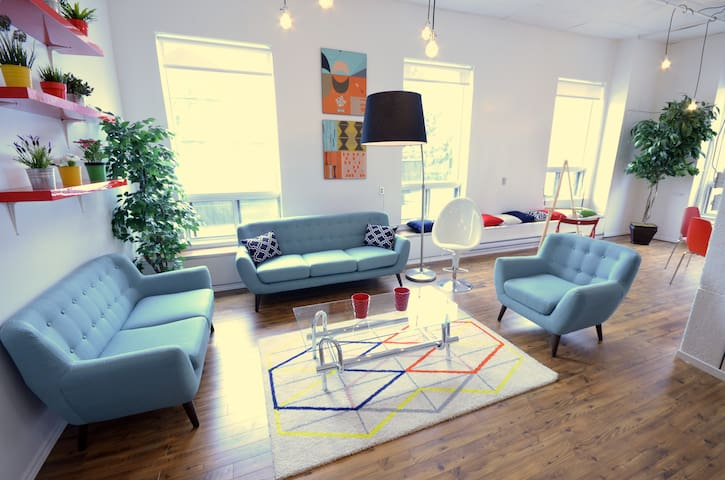 Le Loft Artist Lofts For Rent In Montreal Quebec Canada
