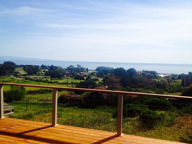 Country life & Ocean views~La Selva - La Selva Beach - Byt