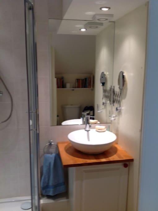 Own Bathroom