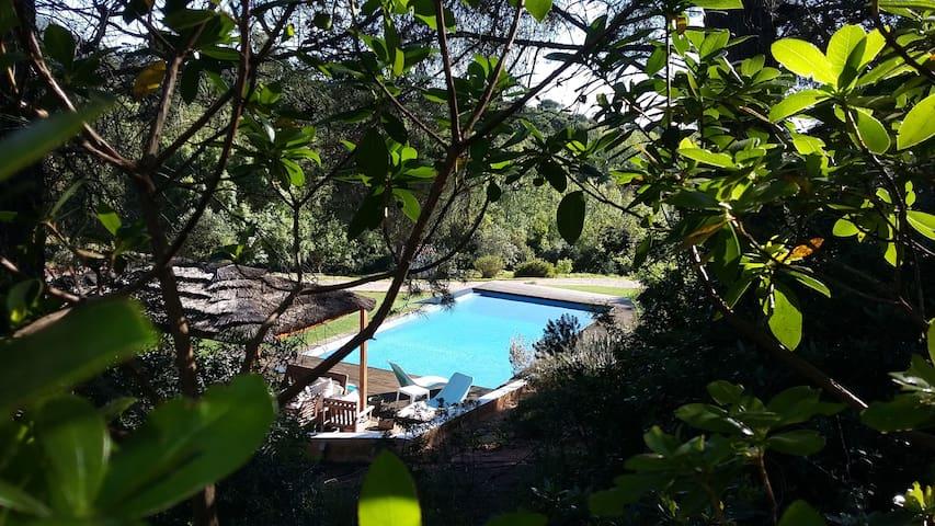Sopé da Serra - São Lourenço (Vila Nogueira de Azeitão) - Villa