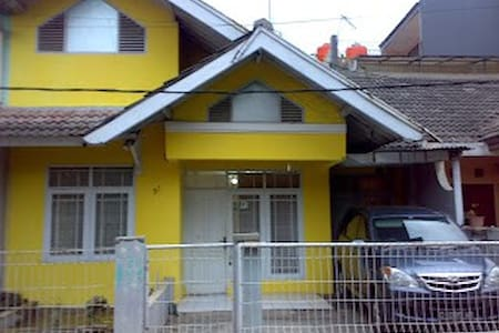 homestay dibandung murah - Bandung - House