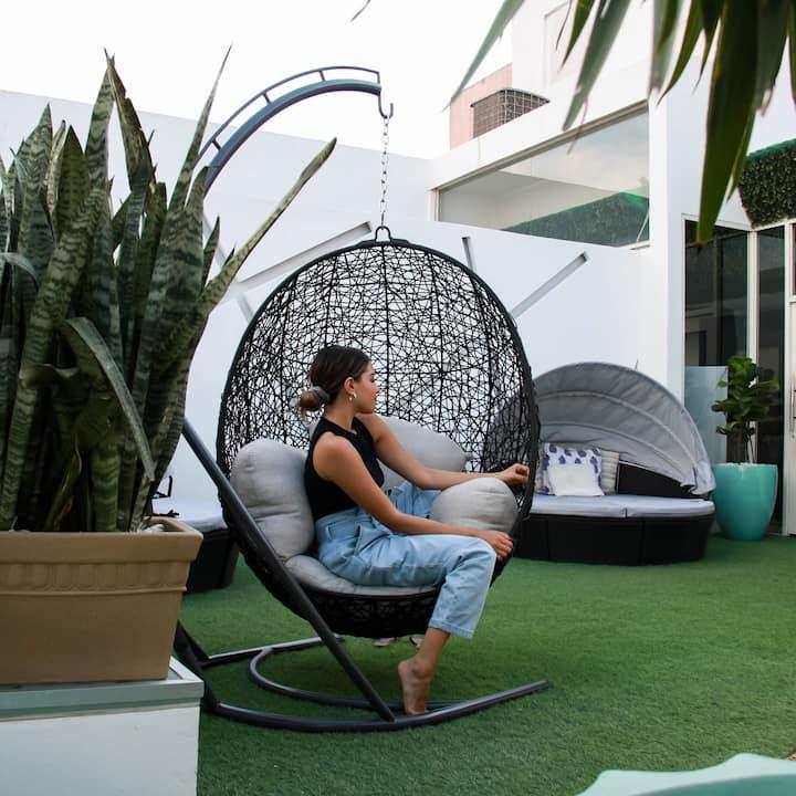 EL ÚNICO HOTEL BOUTIQUE DE LA CIUDAD