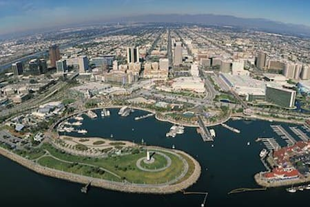 Downtown LBC Walk> Conv Cntr-Pier - Long Beach - Wohnung