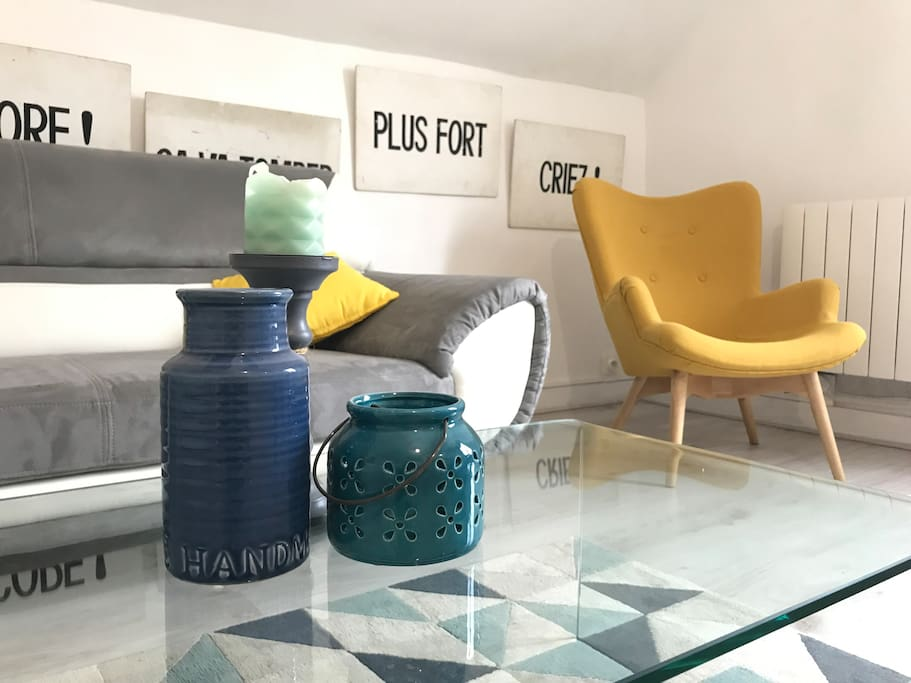 Salon/Fauteuil