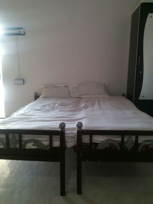 Double Bed in Room B1
