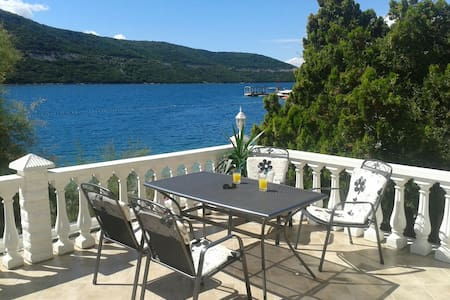 New sea-view apartments - Neum - Pis