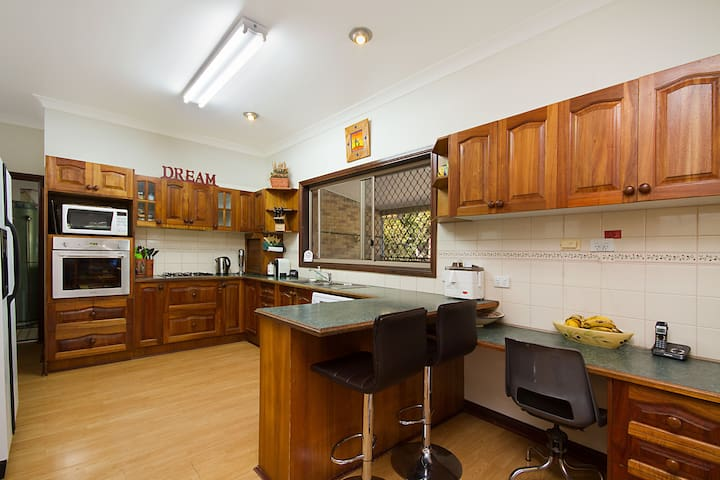 Tranquil Tweed River Retreat - Tweed Heads South - House