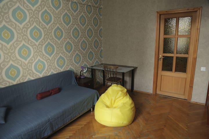 Комната в центре Москвы