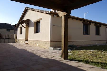 Casa sólo 10km de Segovia, con WIFi - Mata de Quintanar