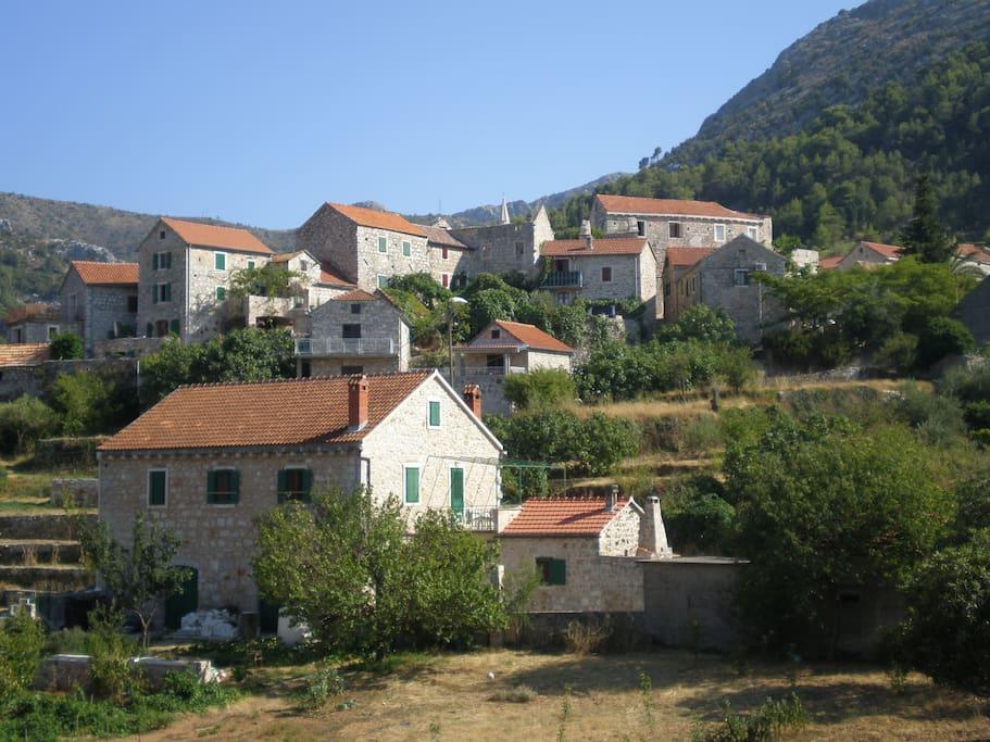 Village Pitve