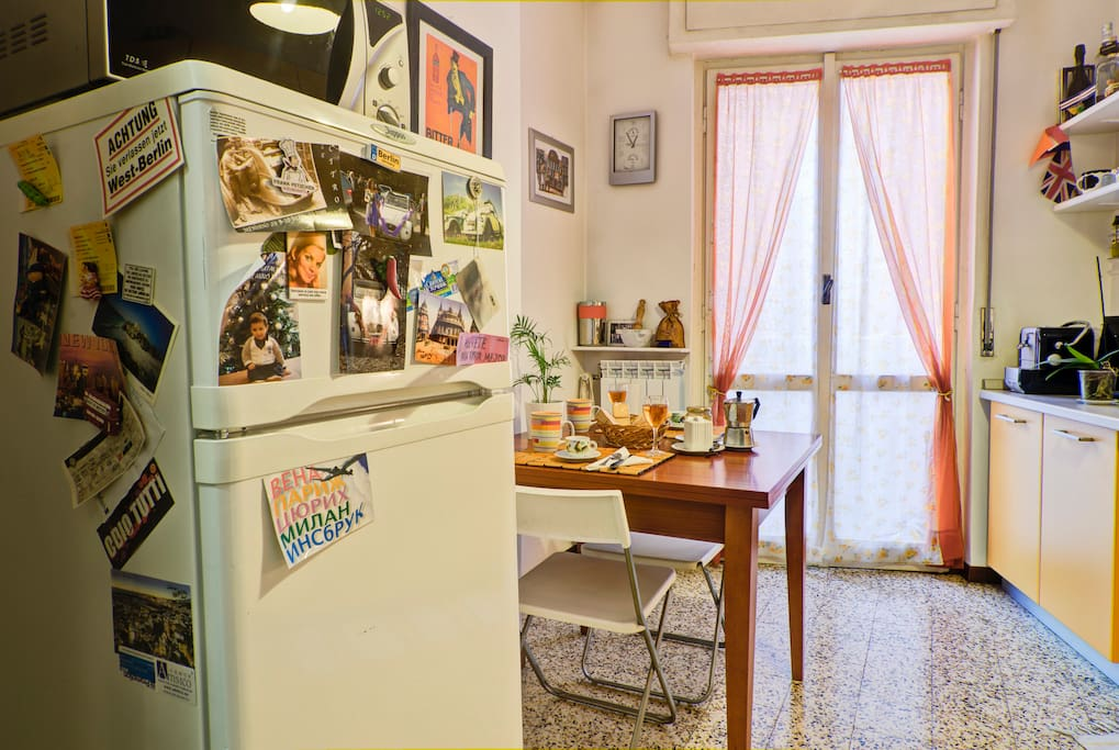 1 bedroom flat Milan EXPO2015 Fair