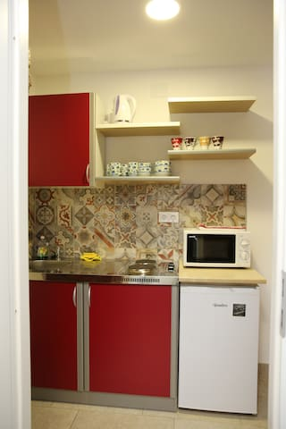 trokrevetni studio apartman u Karlovcu
