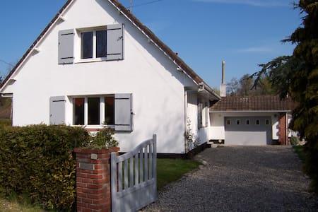villa dans la baie de l'authie - Groffliers - Hus