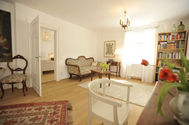 Romantik Fuessen - Füssen - Appartement